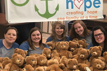 Build A Bear Donates 72 Bears