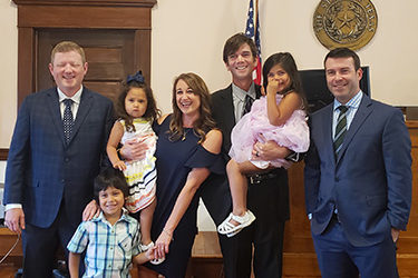 Sulphur Springs, Texas: Butler Family Adopts a Sibling Group of Three