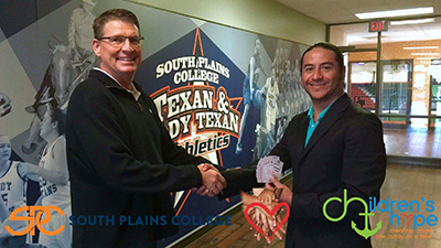 South Plains College gives Big on Giving Tuesday