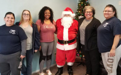 Diamond Destroyers Christmas Party – Washington Campus
